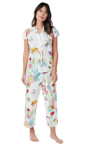 Perfect Pajamas made in USA: The Cat's Pajamas cotton PJ sets and lounge pants