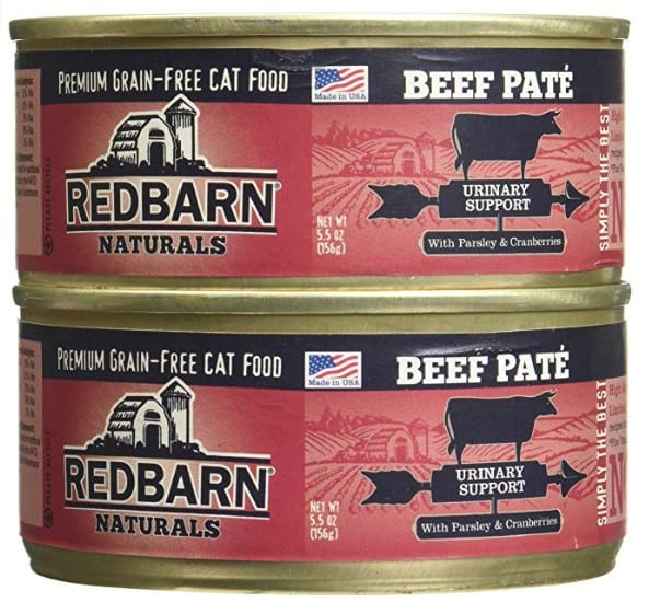 Made in USA Cat Supplies: Redbarn grain free cat food #usalovelisted #madeinUSA #catsupplies