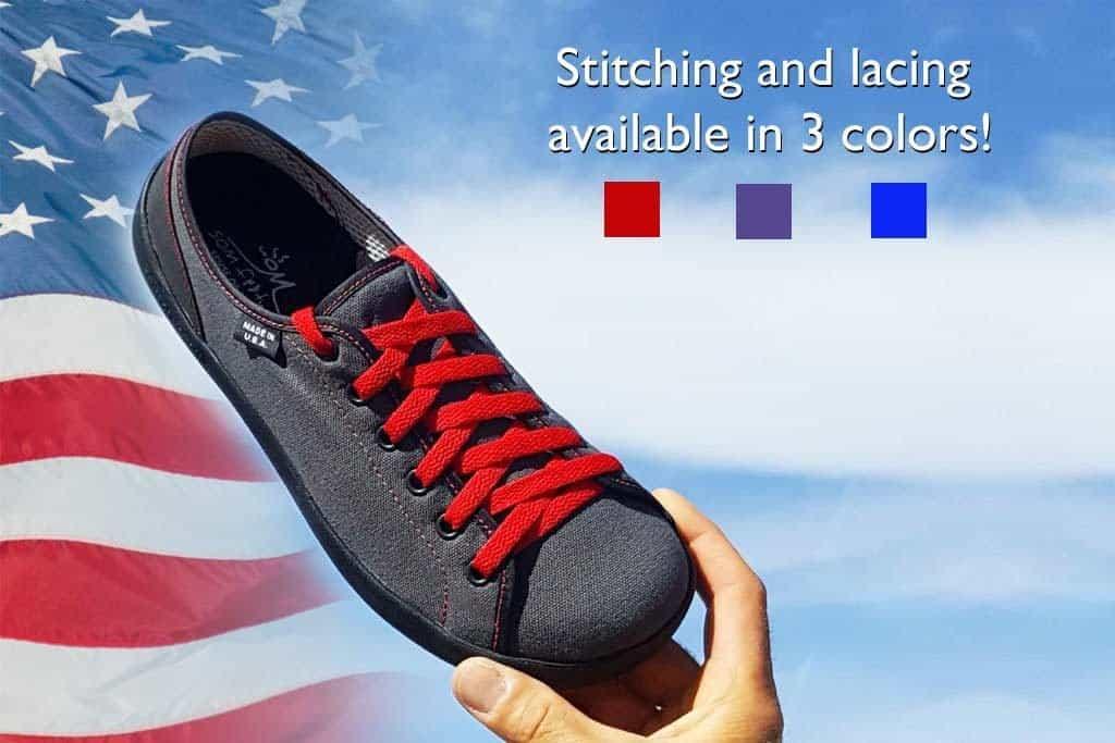 American Made Sneakers from SOM Footwear