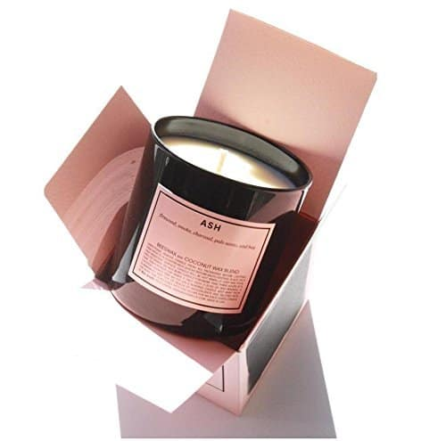 Luxury Gifts for Men: Boy Smell Ash Beeswax and Coconut Candle #usalovelisted #madeinUSA