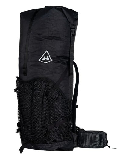 Made in USA hiking gear: Hyperlite Mountain Gear backpacks made in Maine #usalovelisted #backpack #maine