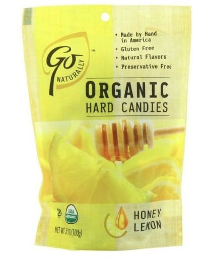Candy Made in USA: Go Naturally organic hard candy #usalovelisted #organic #candy
