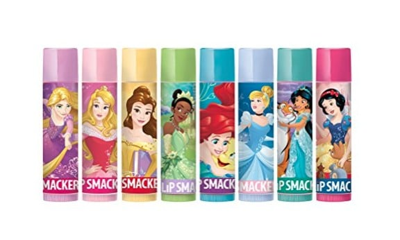 Princess Gifts: LipSmackers #madeinUSA #USAlovelisted #princess #gifts