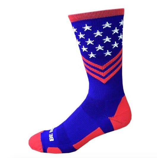 Gifts for Under $30: Boldfoot socks #madeinUSA #usalovelisted #gifts