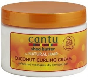 top hair products made in USA and under $10 - Cantu Curling Cream