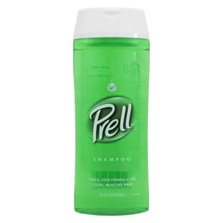 Top Hair Products Under $10, made in USA - Prell Shampoo #usalovelisted #haircare #hairproducts