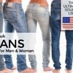 American Made Jeans for Men and Women: The Ultimate Source List