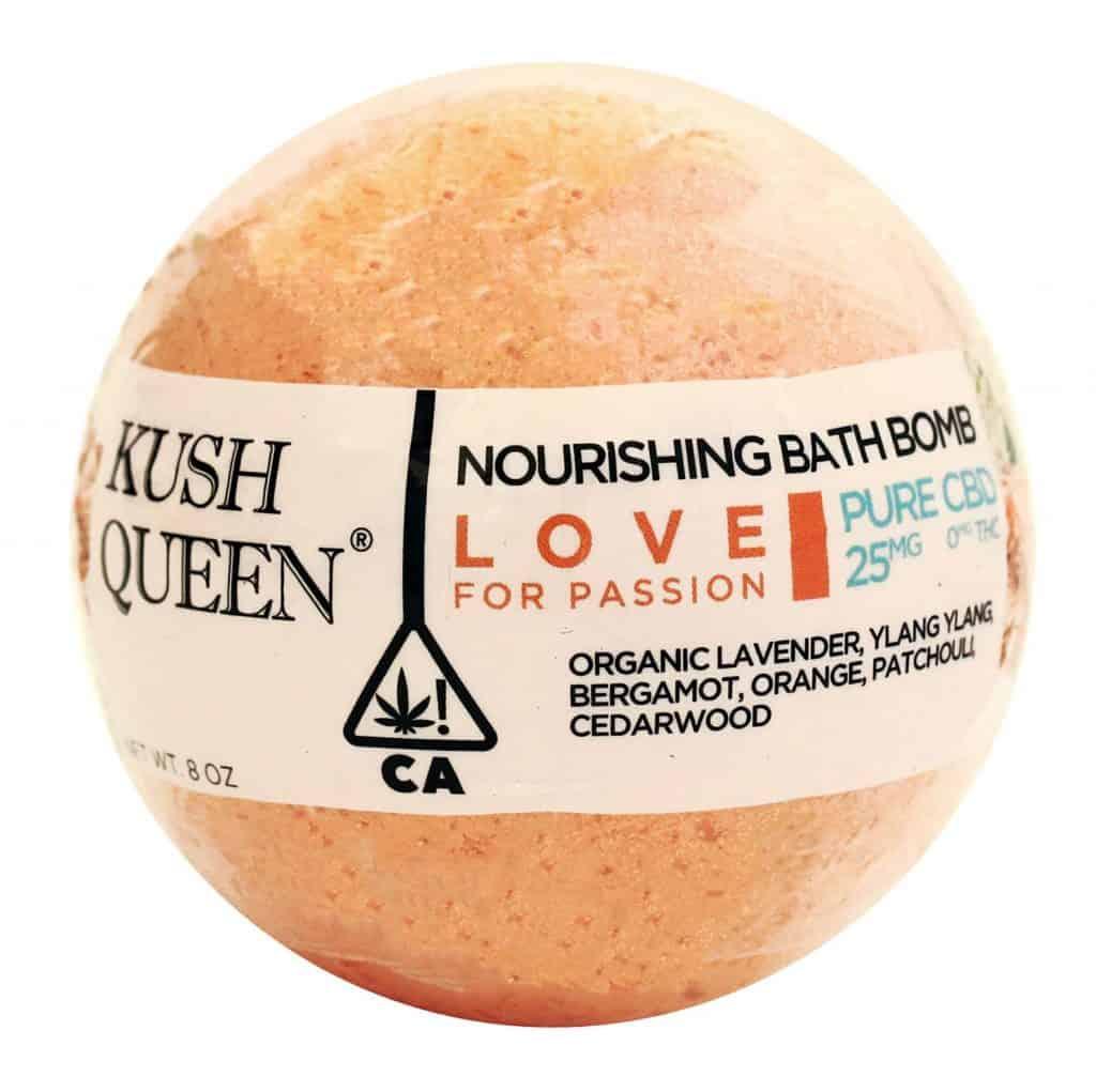 Kush Queen Nourishing Bath Balm - CBD Bath Balm
