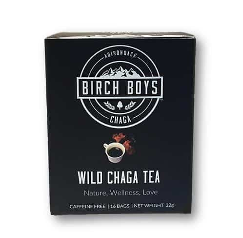 Medicinal Mushroom Products: Birch Boys Wild Chaga Tea - Medicinal Mushroom Tea and its Benefits