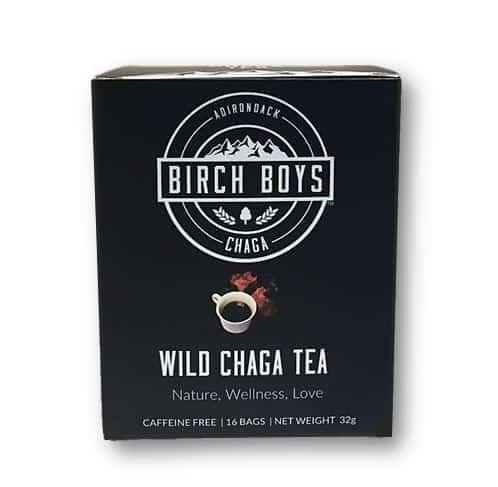 Medicinal Mushroom Products: Birch Boys Wild Chaga Tea - Medicinal Mushroom Tea and its Benefits