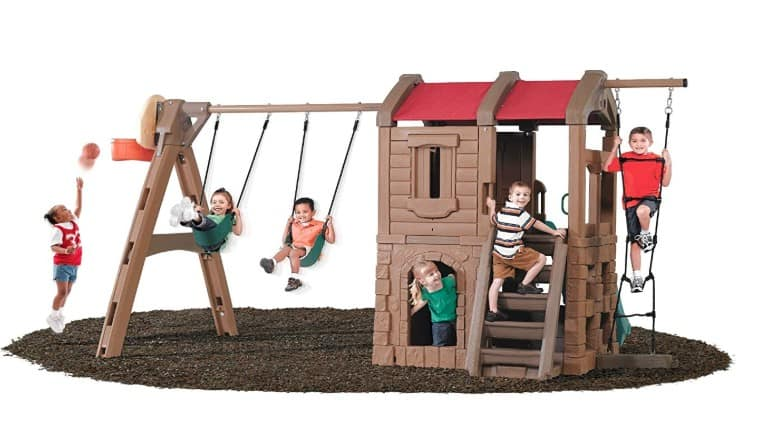 Made in USA Outdoor toys and games: Step 2 outdoor playsets, clubhouses and more.