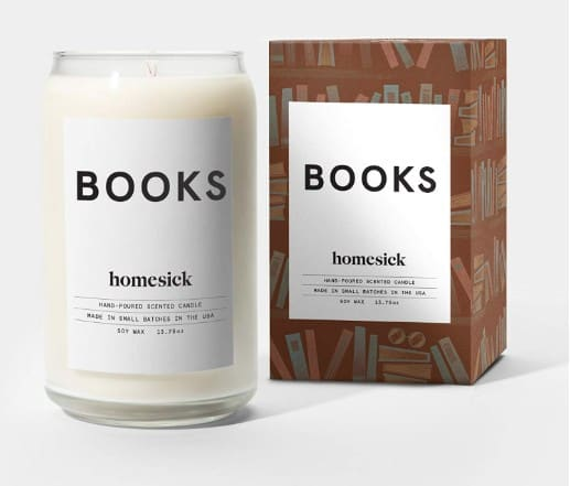 American made candles: Homesick memory and state theme candles