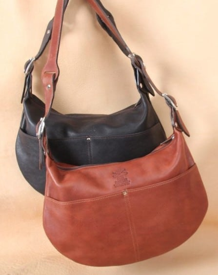 American made handbags and purses: Col. Littleton leather bags #madeinUSA #usalovelsited #purses
