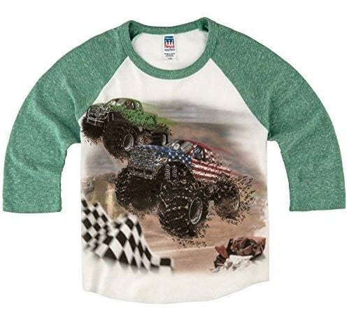 Made in USA Clothing for Kids: ShirtsThatGo made in USA vehicle T-shirts