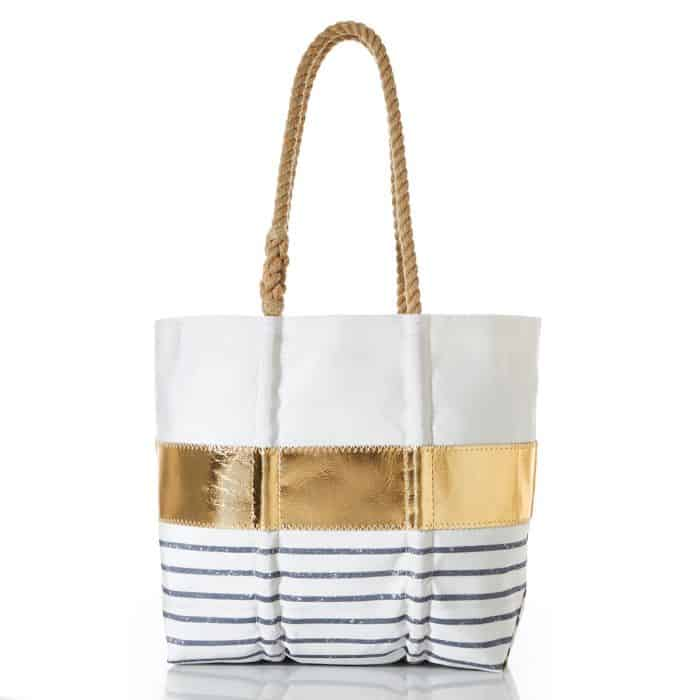Sea Bags Vegan Tote - Eco-Friendly Handbags, Made in the USA - Sea Bags Discount code 10% off with code USALOVE