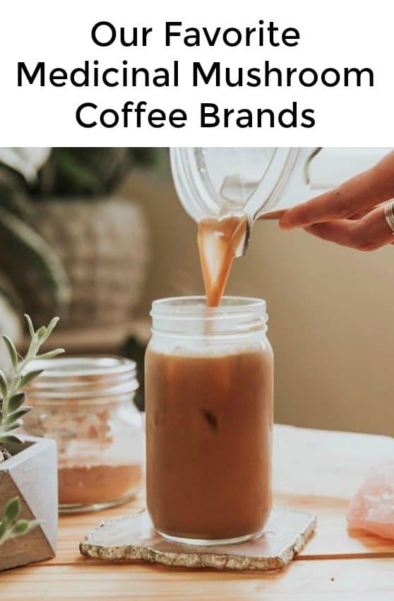 What's Mushroom Coffee - Seven Brands We Trust for Medicinal Mushroom Products - Coffee, Tea, Chai and Hot Chocolate Mushroom Infused Products We Love