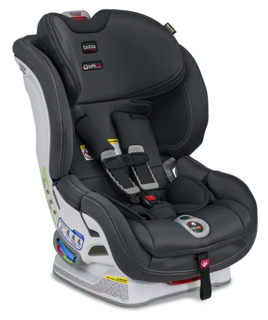 American Made Baby Products: Britax Car and Booster Seat #madeinUSA #usalovelisted #babyproducts