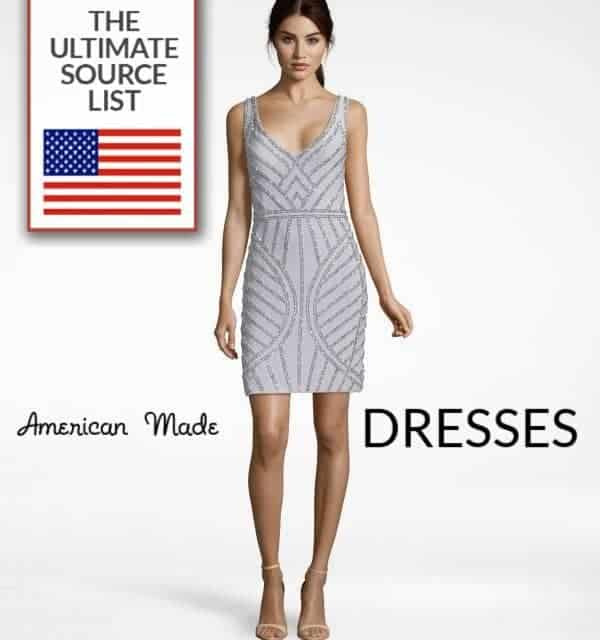 American Made Dresses: Causal, Cocktail and Evening, Workwear, and Plus Size Dresses