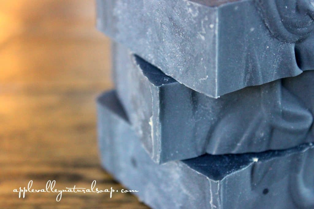 Apple Valley Natural Soap - Charcoal Detox Body and Facial Soap - 15% off with code USALOVE