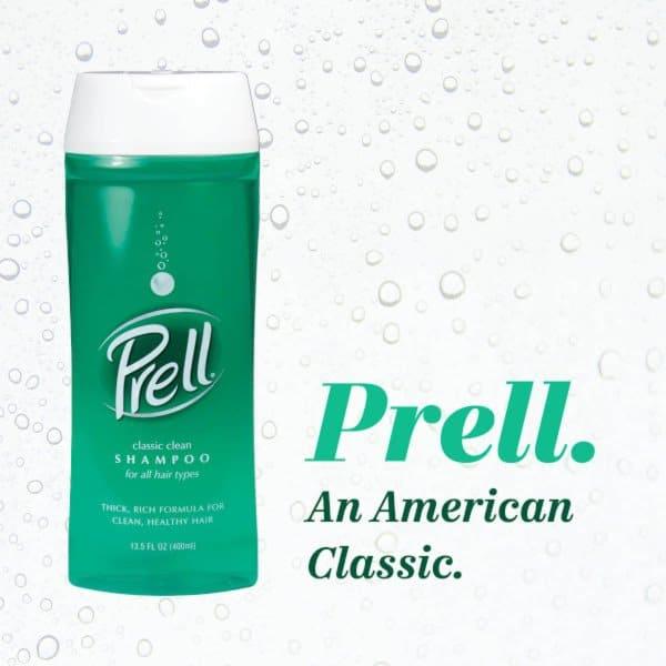 Prell Shampoo: An American Classic making a comeback #usalovelisted #amdeinUSA #shampoo #haircare