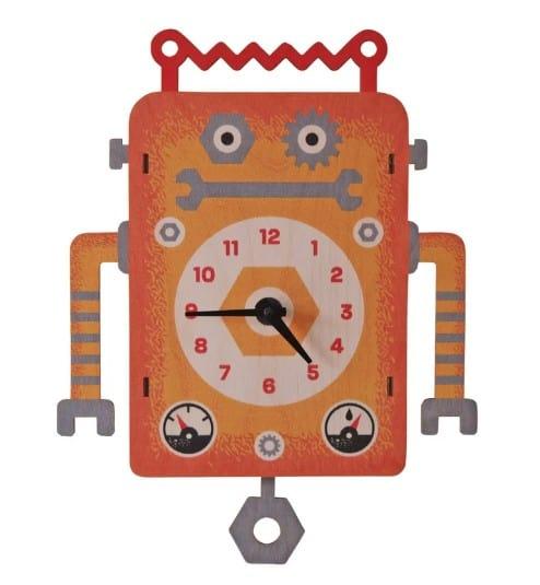 Made in USA Clocks: Modern Moose #usalovelisted #homedecor #kidsdecor