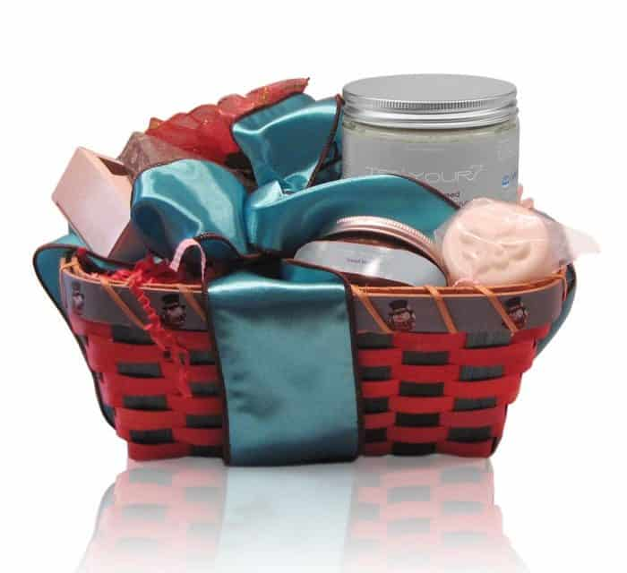 Giveaway: Dead Sea Spa Gift Basket from Castle Baths