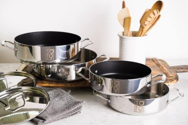 1919 Cookware: Made in USA Cookware #madeinUSA #usalovelisted #cookware #kitchenware - 10% off 1919 Cookware with code USALOVE