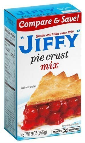 Made in Michigan: American Made Jiffy Pie Crust Mix - Made in Chelsea since 1930 #usalovelisted #madeinMichigan