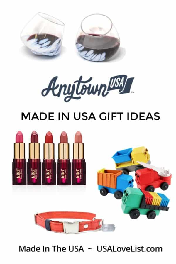 AnytownUSA the Marketplace for made in USA Gifts this holiday season #madeinUSA #usalovelisted #gifts #AnytownUSA