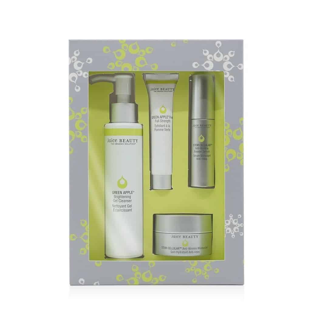 Best of Juice Beauty Skincare #2 - American Made, All-Natural, Luxury Beauty Gift Sets