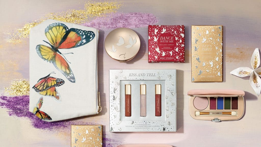 Luxury Beauty Gifts for Women: Jane Iredale #usalovelisted #beauty #luxe #gifts