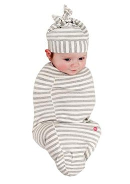 American Made baby products: Cozy Cocoon swaddle blankets #usalovelisted #baby #madeinUSA
