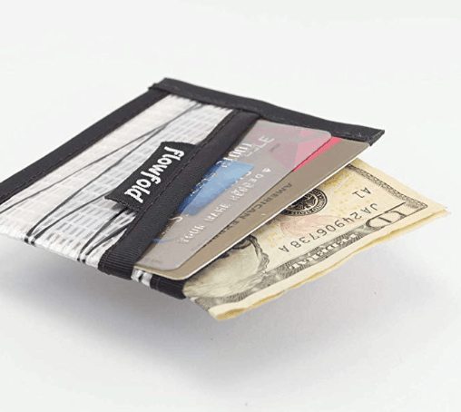 30 Gifts under $30: Flowfold wallets #usalovelisted #MadeinUSA #giftideas