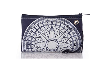 30 Gifts Under $30: Sea Bags wristlet #madeinUSA #usalovelisted #giftideas