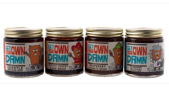 30 gifts under $30: Get Your Own Damn Sauce Variety Pack #madeinUSA #usalovelisted