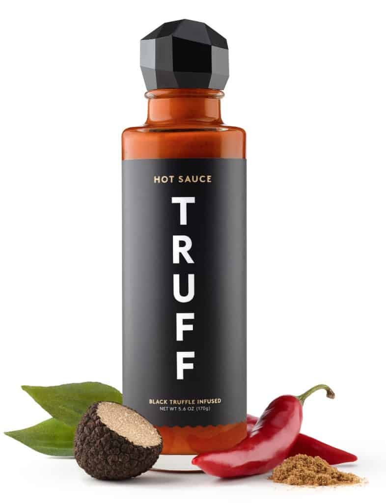 TRUFF Hot Sauce Reviewed - Oprah's Favorite Things from 2018 - American Made Black Truffle Infused Hot Sauce