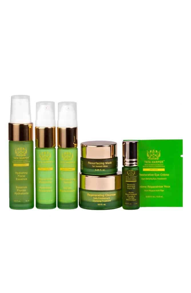Tata Harper Daily Essentials Set from Nordstrom - American Made, All-Natural, Luxury Beauty Gift Set #usalovelisted #beauty #luxury #gifts