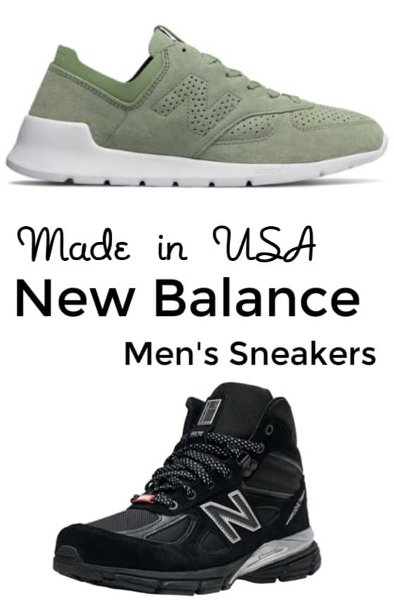 Which New Balance Shoes are Made in the USA