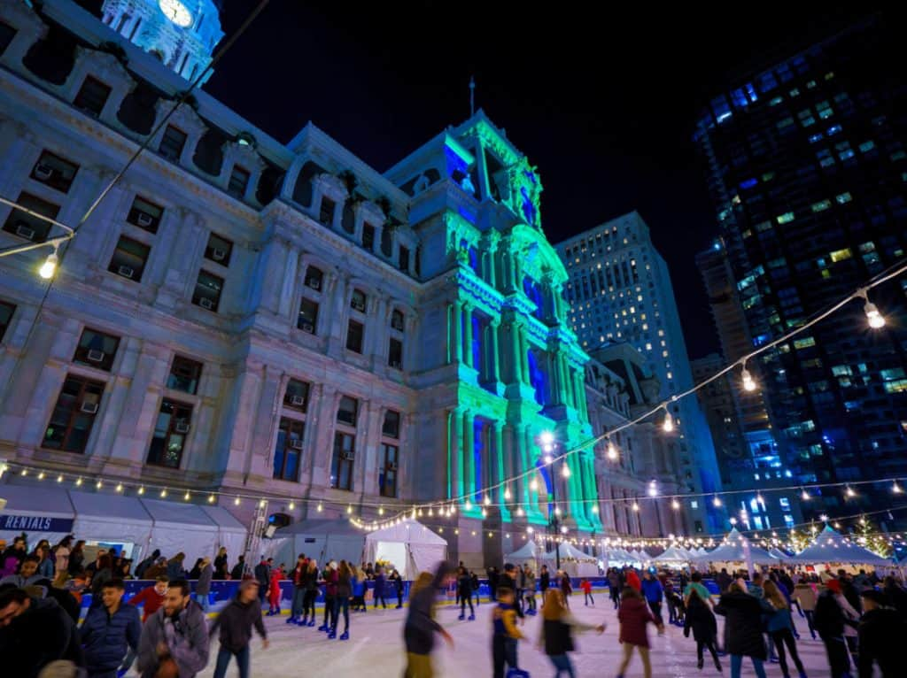 Free Holiday Activities in Philadelphia - Philly Holiday Market and Made in Philadelphia Holiday Market