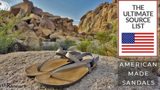 American Made Sandals and Flip Flops: Our Ultimate Source List