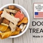 Dog Treats Made in USA : A USA Love List Source Guide