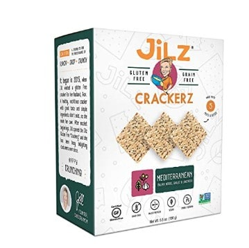 Gluten Free Foods, Made in USA: Jilz Crackerz #usalovelisted #glutenfree