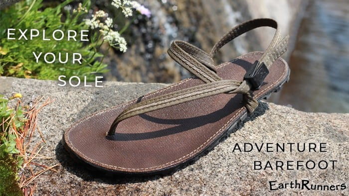 Earth Runners running sandals - Made in USA #minimalist #hiking #sandals #madeinUSA #earthrunners #fitness