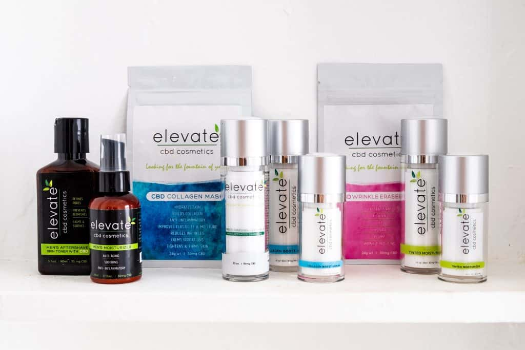 Elevate CBD Cosmetics - Your go-to online store for CBD makeup and skincare - 15% off Elevant CBD Cosmetics with discount code USALOVE