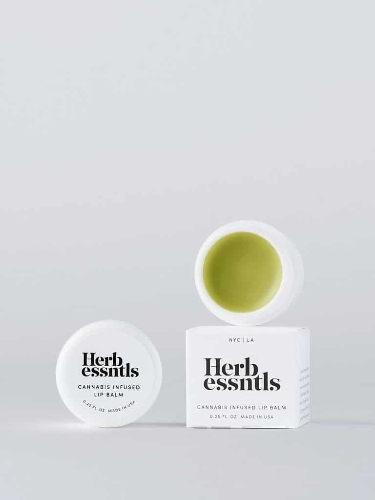 Herb essntls CBD Infused Lib Balm and Beauty Products - Made in USA CBD Beauty Brand
