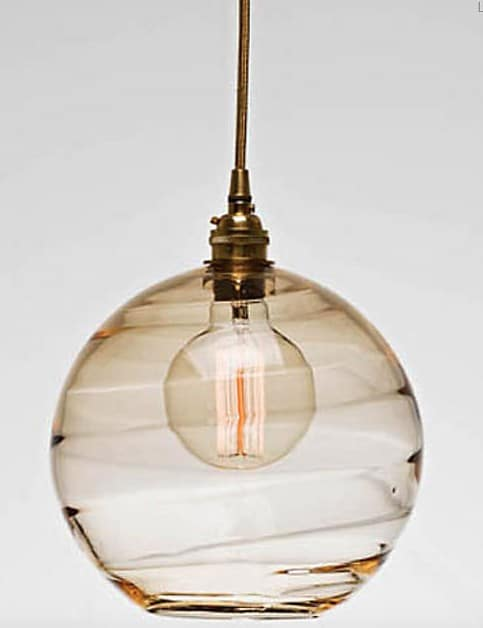 Made in USA Lighting: Hammerton Studio #usalovelisted #lighting #homedecor