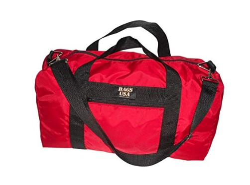Made in USA backpacks and school bags: USA Bags duffle bags, backpacks and sporting goods bags #usalovelisted #madeinUSA #backtoschool