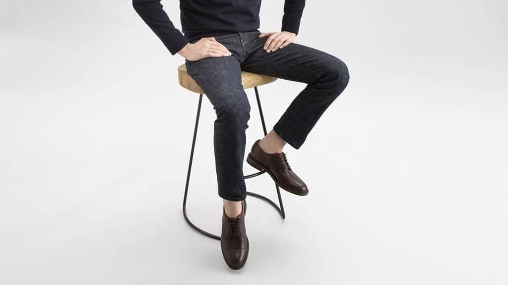 American made jeans: Todd Shelton jeans for men #usalovelisted #madeinUSA #jeans #mensfashion