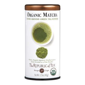 Republic of Tea Organic Ceremonial Grade Matcha