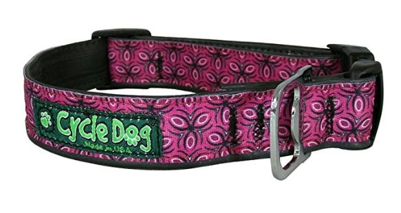 Made in USA Dog Supplies: Cycle Dog collars and leashes #dog #pets #usalovelisted